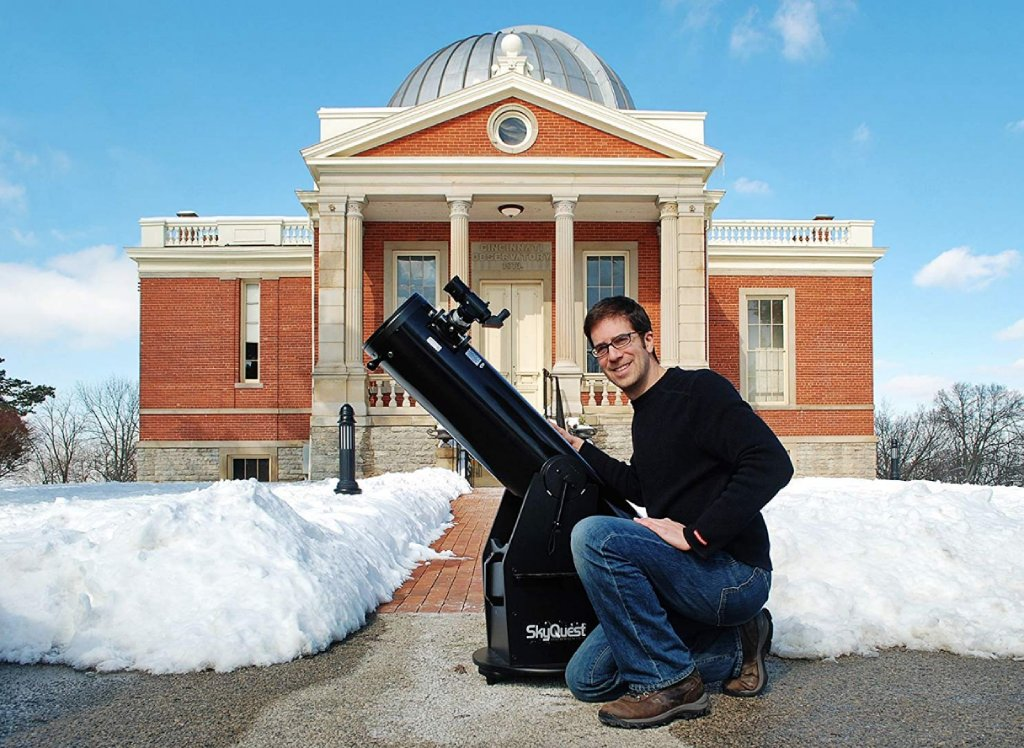 telescopes for professionals image