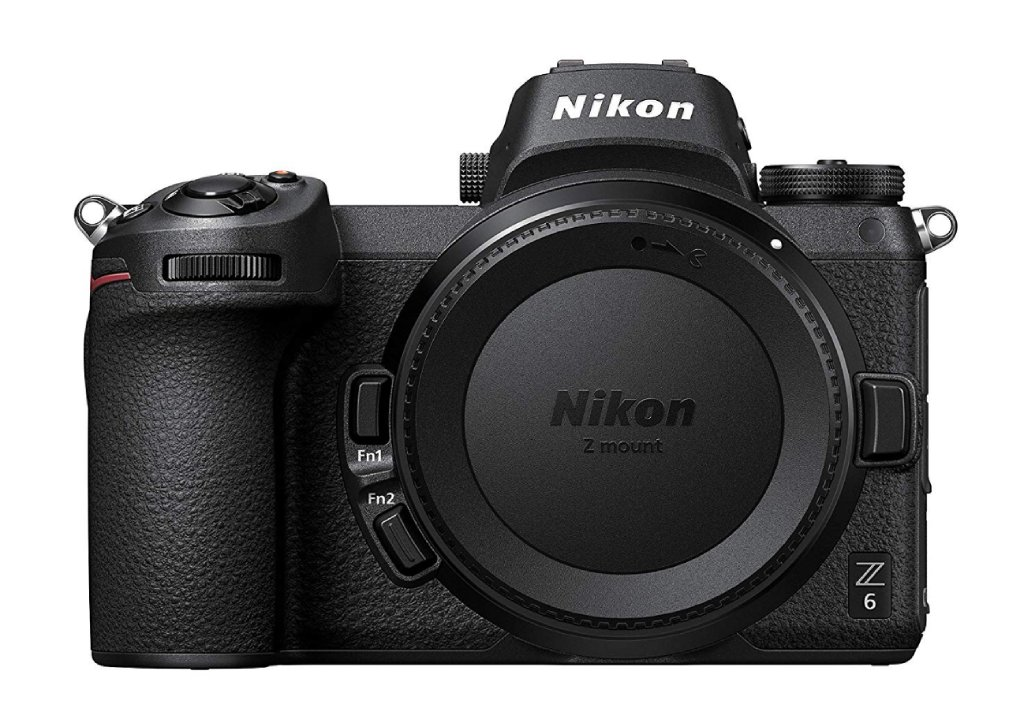 Nikon Z6 vs Canon EOS R Body Design 1