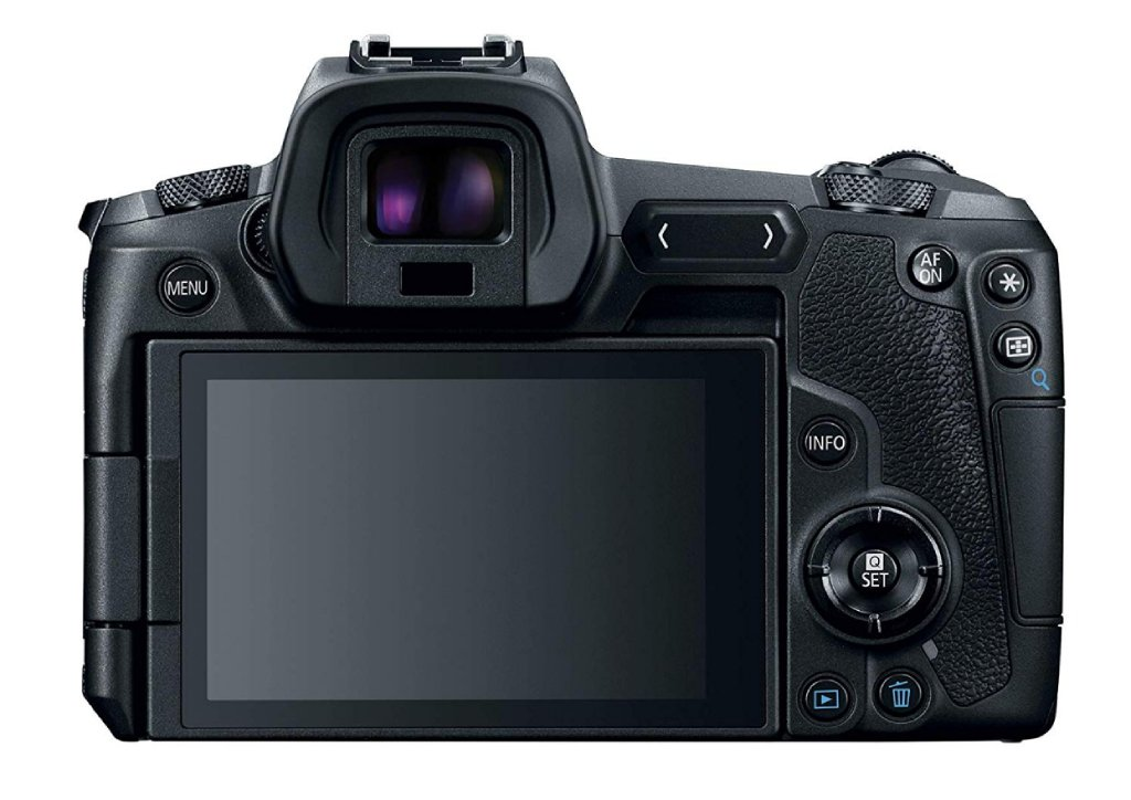 Nikon Z6 vs Canon EOS R Body Design 2