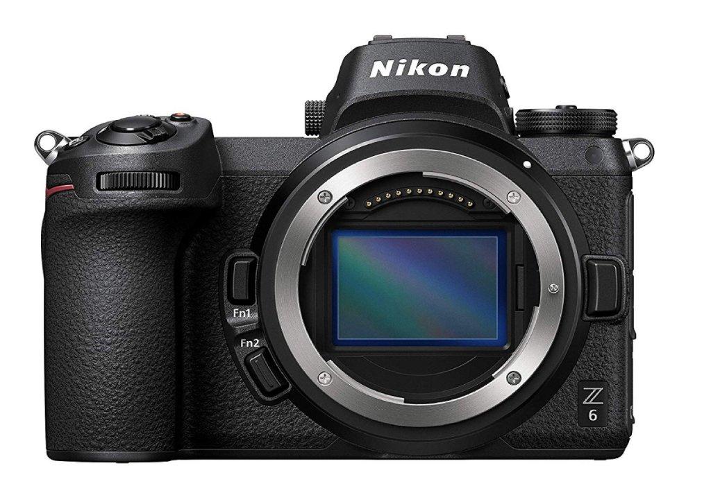 Nikon Z6 vs Canon EOS R Specs 1