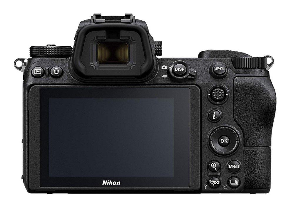 Nikon Z6 vs Canon EOS R Handling 1