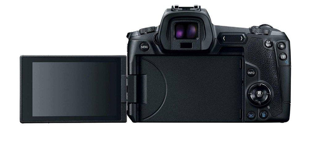 Nikon Z6 vs Canon EOS R Handling 2