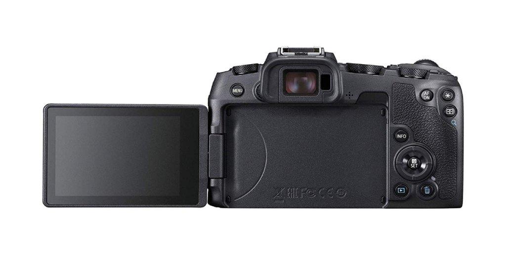 Canon EOS RP 3