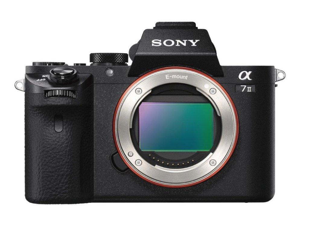 Sony A7 II 1