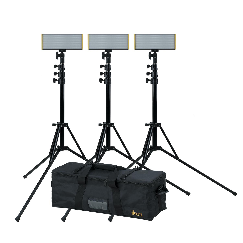 ikan onyx 3 light setup image