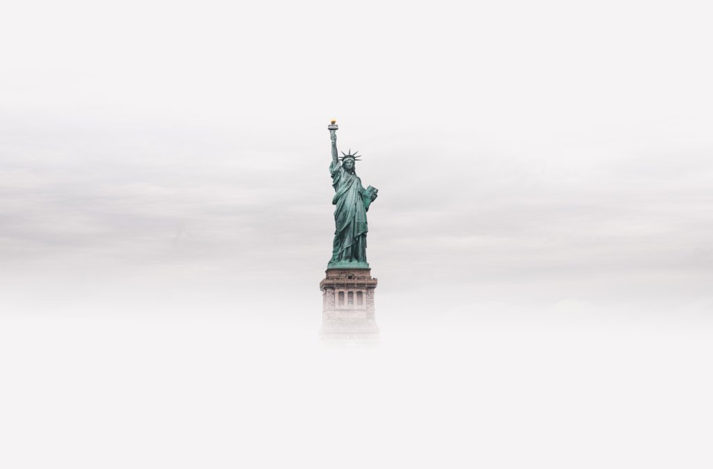 how to get to the statue of liberty image