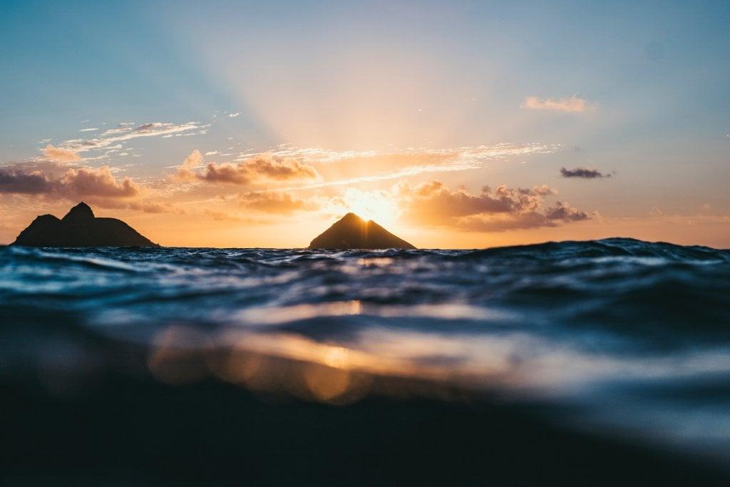 best beaches hawaii image