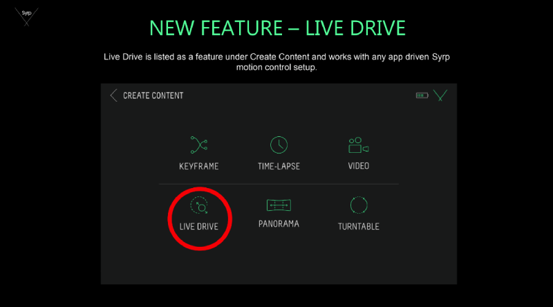 live drive 1 image