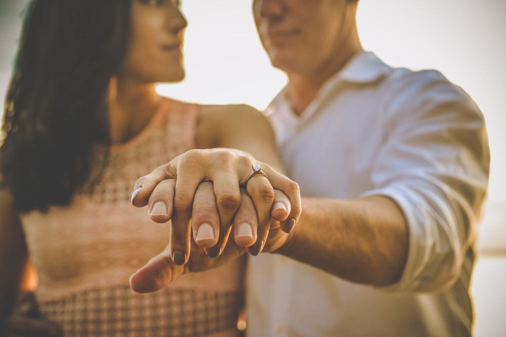 engagement photo shoot image