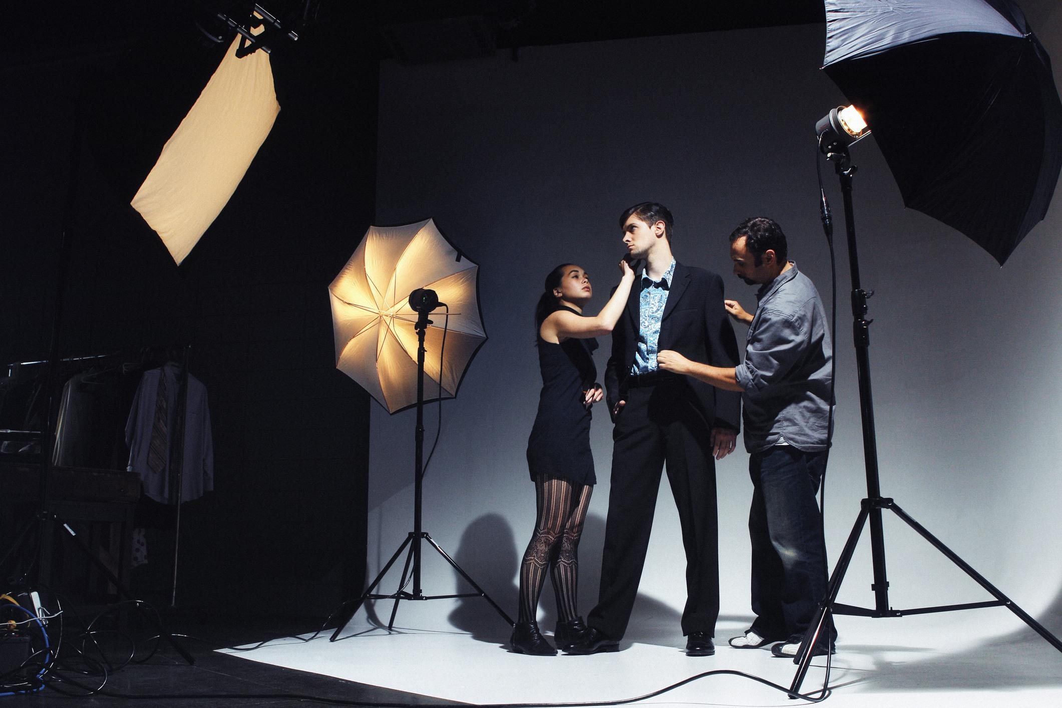 photo shoot vs. photoshoot image