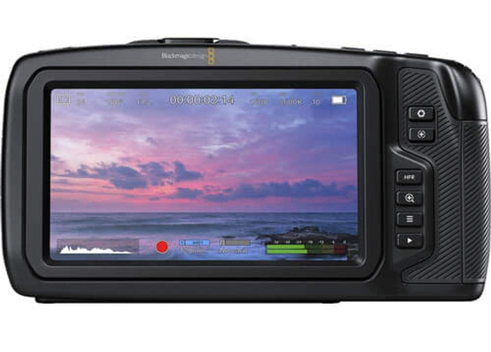 blackmagic video performance image