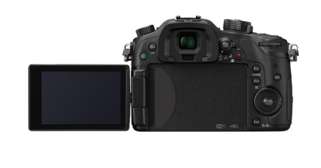 panasonic lumix gh4 build image