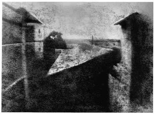worlds first photograph image