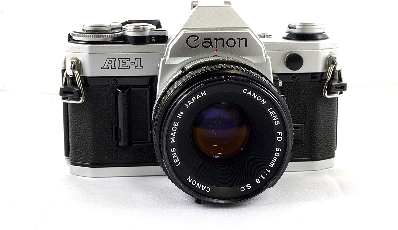 canon ae1 image