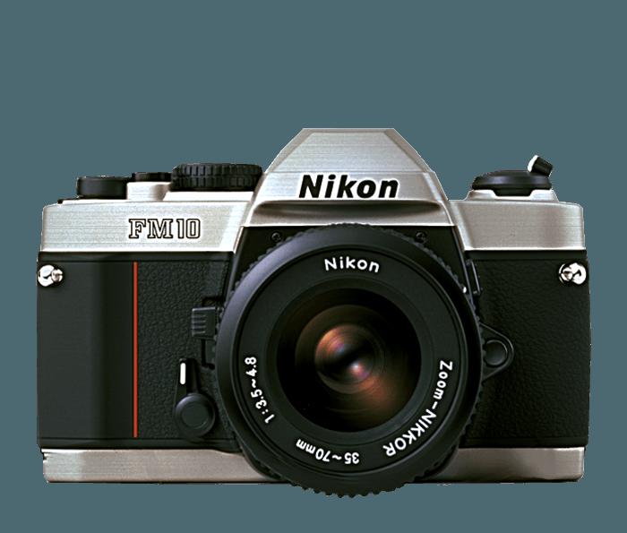 nikon fm10 image