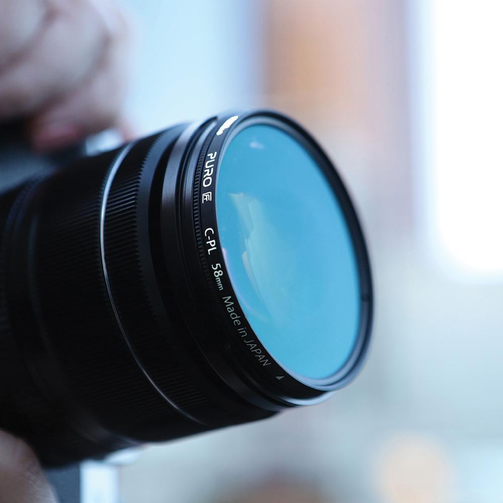 kenko circular polarizer image