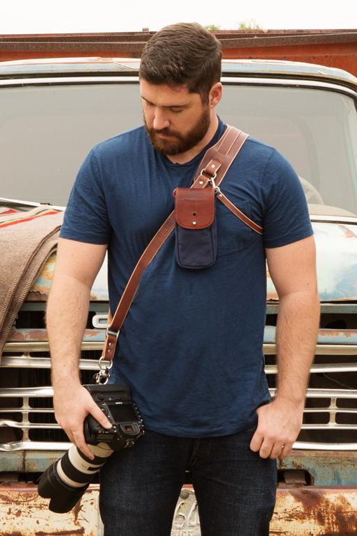 a better camera strap