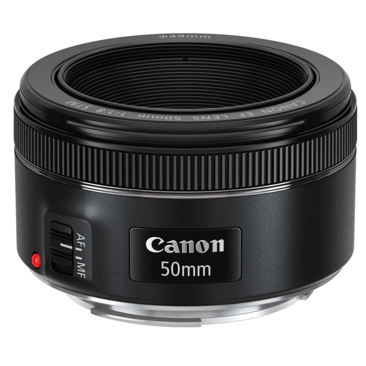 an upgraded lens