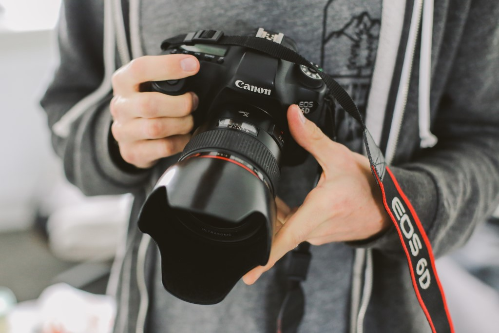 4 Canon Full Frame Cameras for Every Budget image