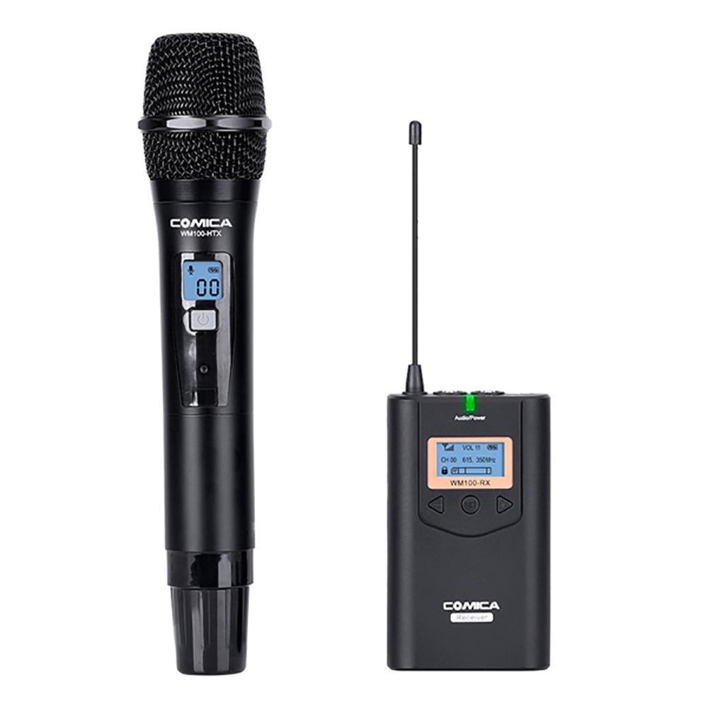 hand held microphones image