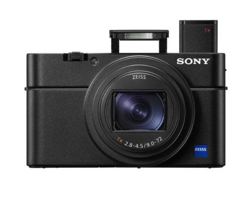 Sony RX100 Mark VI body and design image