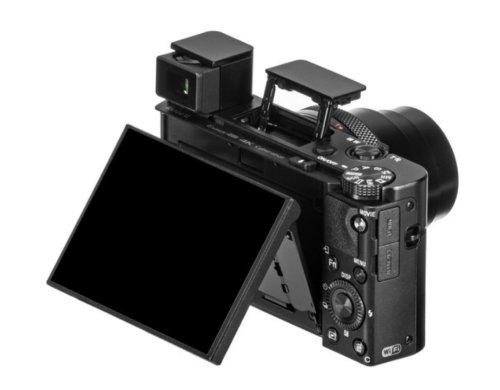 Sony RX100 Mark VI body and design 2 image