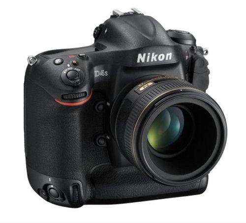 nikon d4s vs nikon d5 body and design image