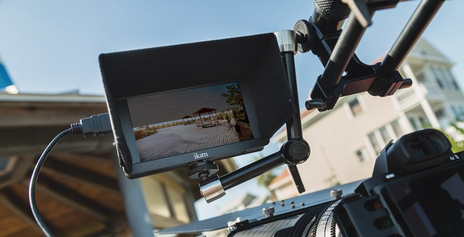 What to Look for in an On Camera Monitor for Video image