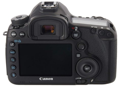 Canon 5D Mark III Body Design image