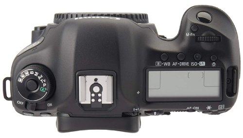 Canon 5D Mark III Build Handling