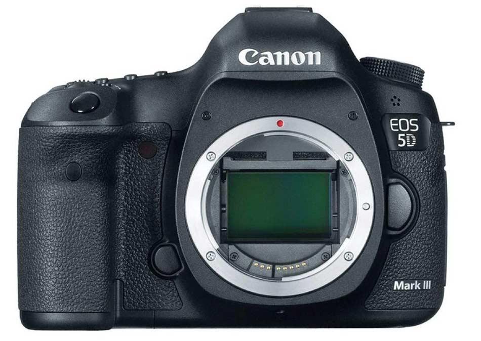 Canon 5D Mark III Specs image