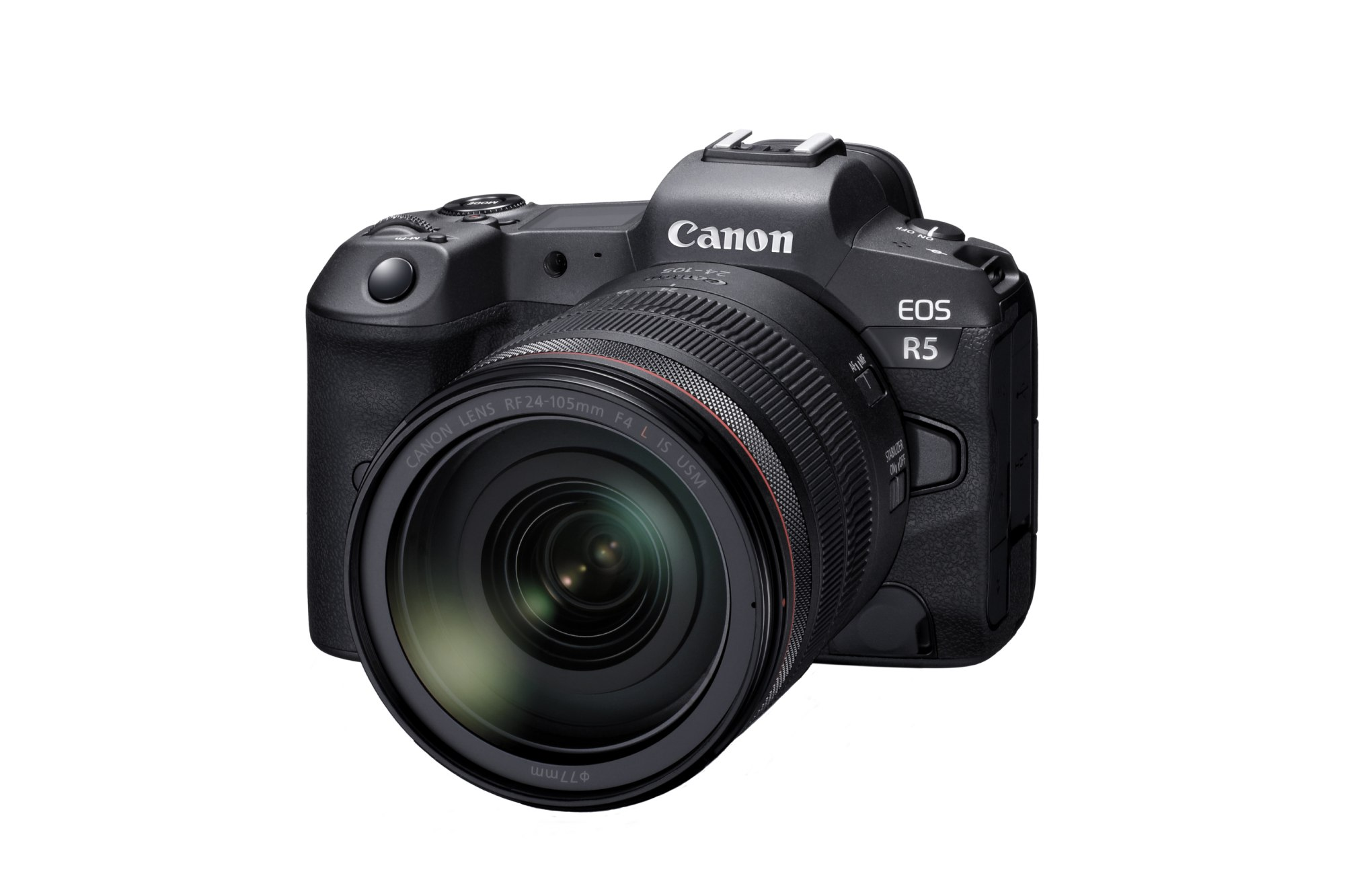 canon eos r5 announcement image