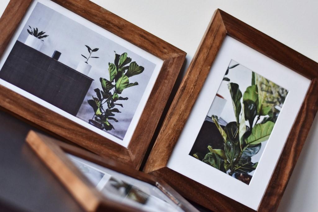 canvas print frame depth 2 image