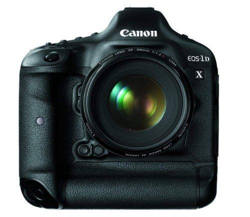 Canon EOS 1DX Body Design