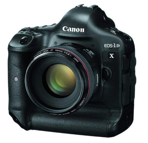 Canon EOS 1DX Specs