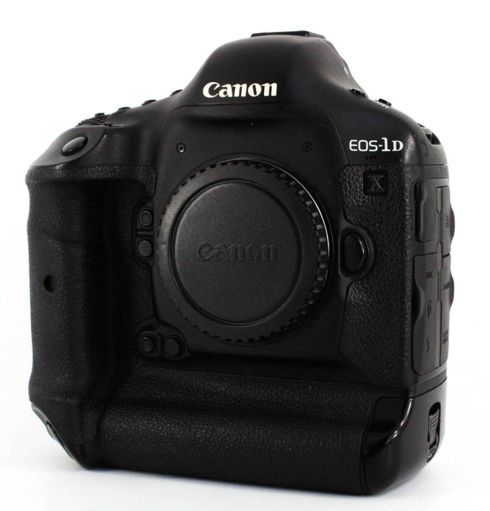 Canon EOS 1DX price