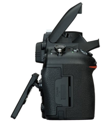 Nikon D750 Body Design 2 image