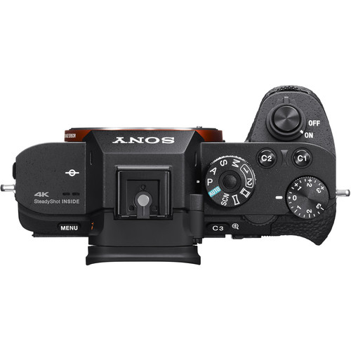 sony a7r ii build and handling image