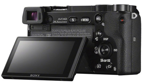 Sony a6000 Body Design image