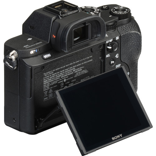 Sony a7S II Body Design 1 image