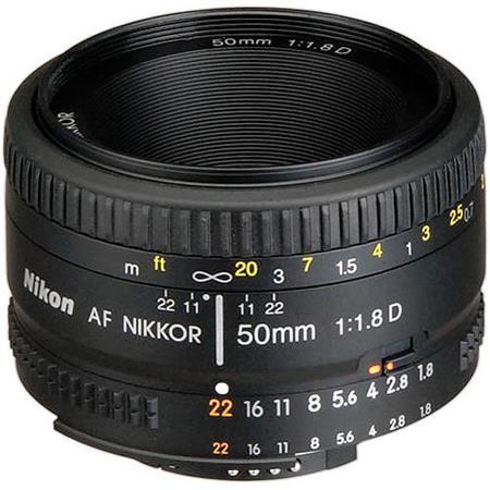 Nikon 50mm f1.8D image
