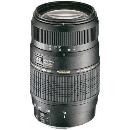 Tamron 70 300mm f4 5.6 Di LD image