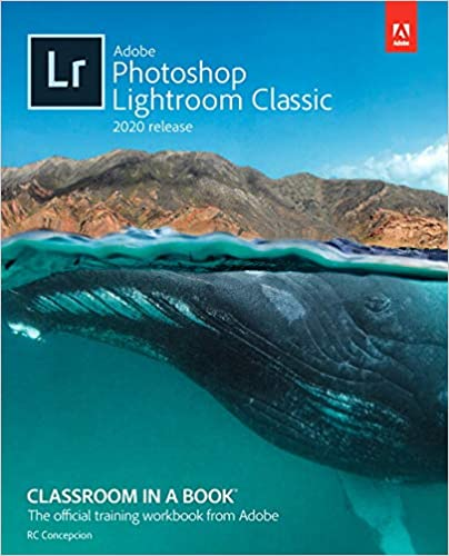 Adobe Photoshop Lightroom Classic Classroom in a Book image