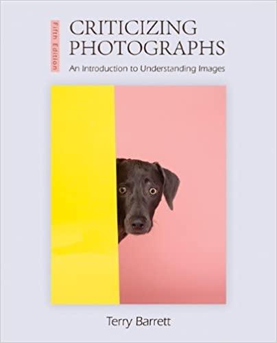 Criticizing Photographs image