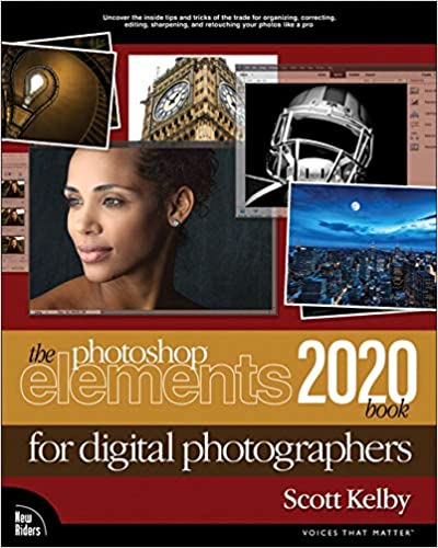 Photoshop Elements 2020 Book for Digital Photographers image
