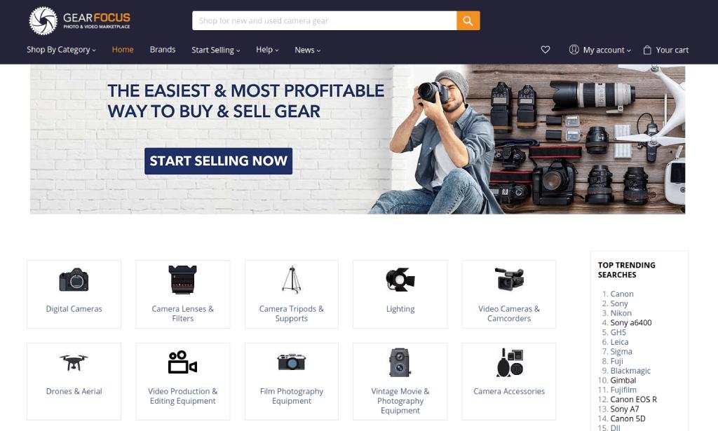 gearfocus website