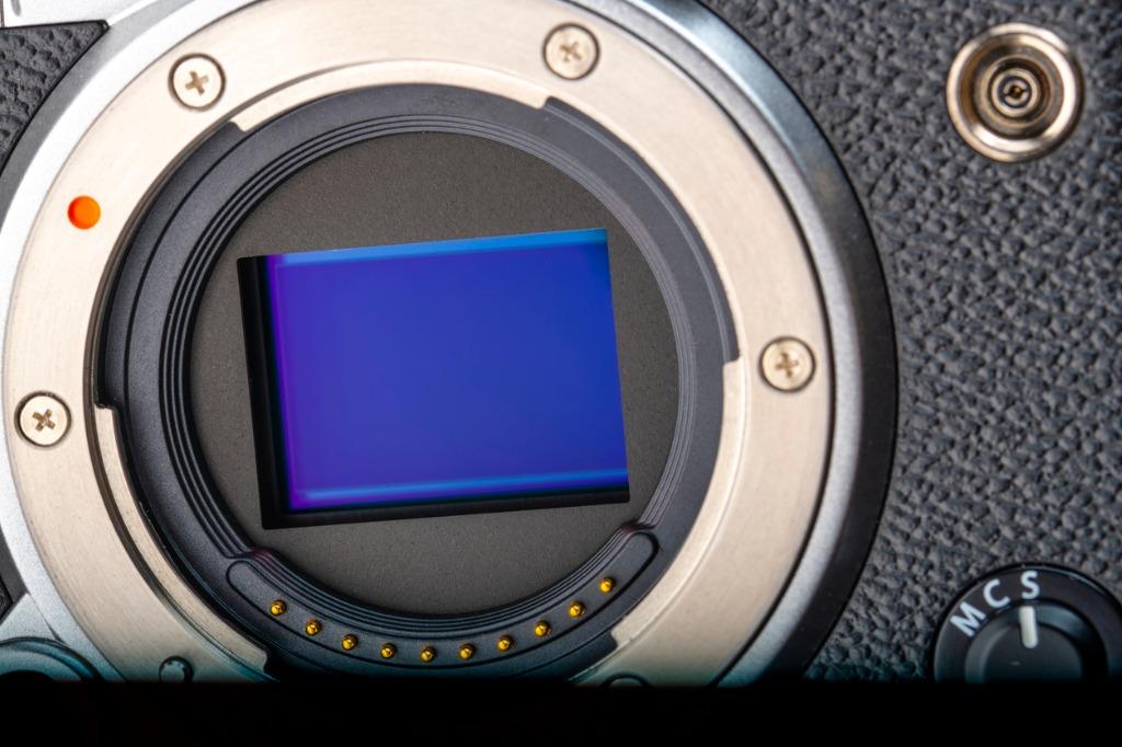Camera Sensor Sizes Explained image