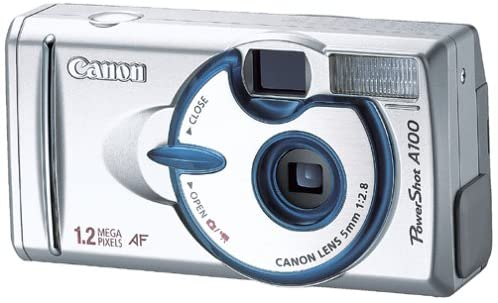Canon PowerShot A100 image