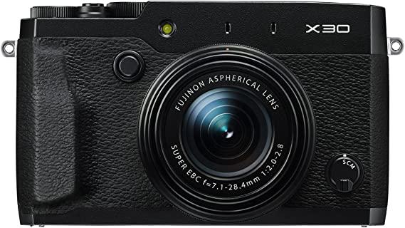 Fujifilm X30 image