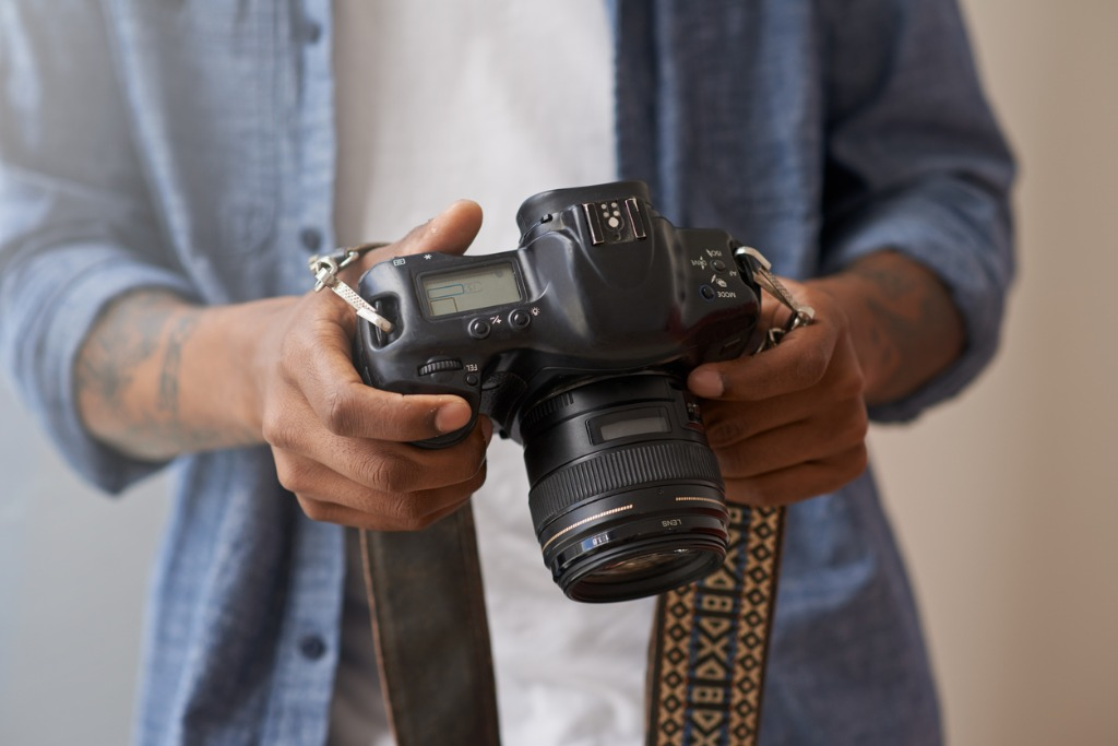 Top DSLRs for 2020 image